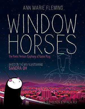 Ann Marie Fleming's Window Horses Bookcover