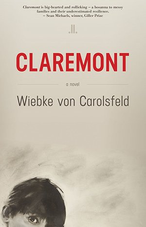 Claremont Book Cover