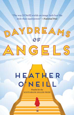 Heather O'Neill, book cover.