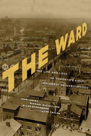 The Ward, book cover.
