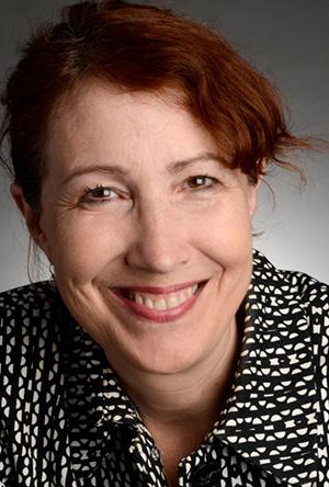 Janine Marchessault Portrait