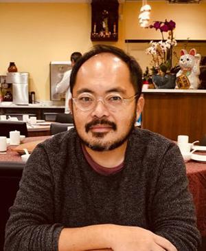 Kevin Chong portrait