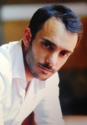 Omid Abtahi portrait